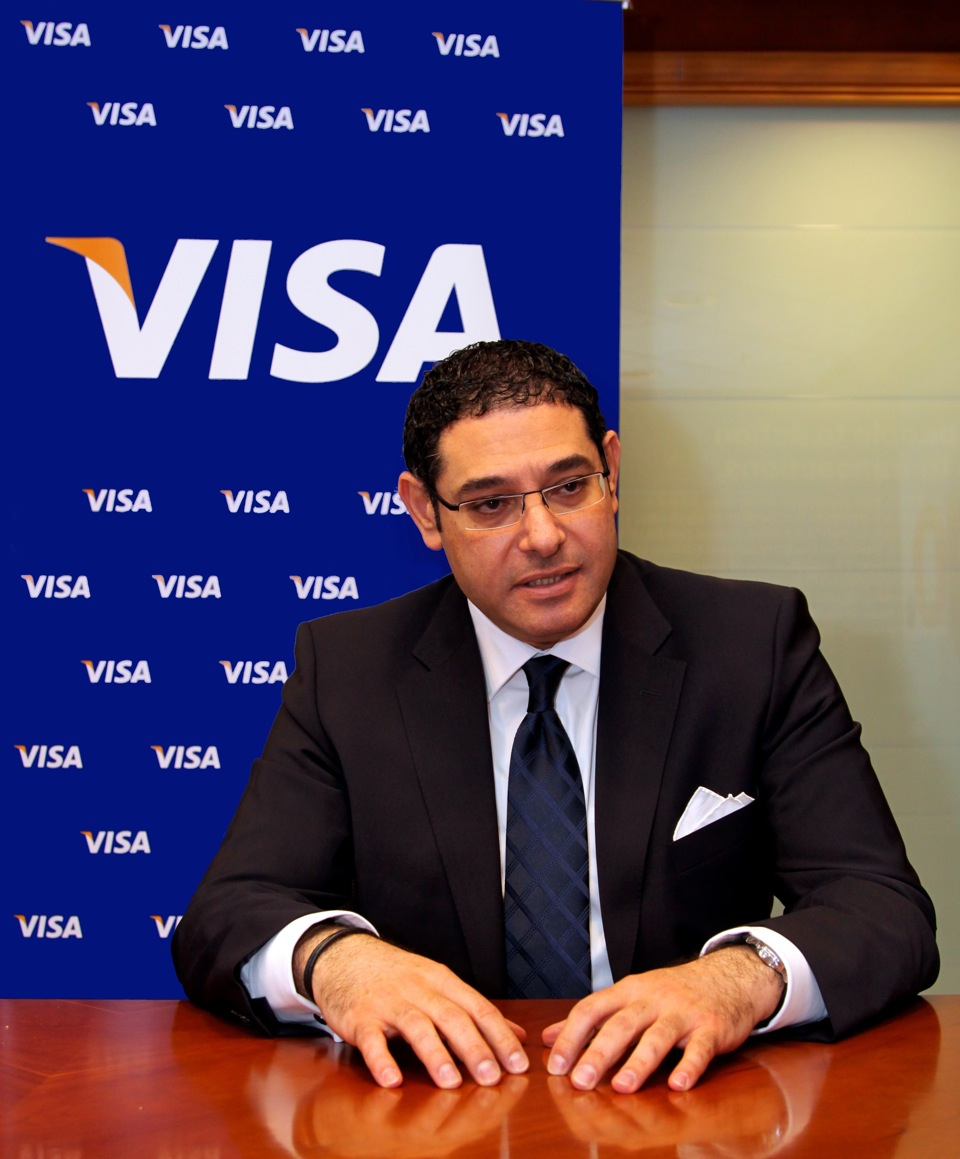 Tarek Elhousseiny, General Manager of Visa in the MENA region