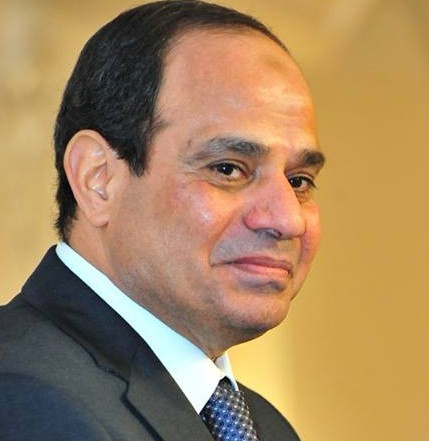 Al-Sisi's platform targets a 7% growth in GDP and a decrease in the unemployment rate to 8% by the fiscal year (FY) 2017/2018. (Photo Courtesy of Abdel Fattah Al-Sisi's official capmaign page)