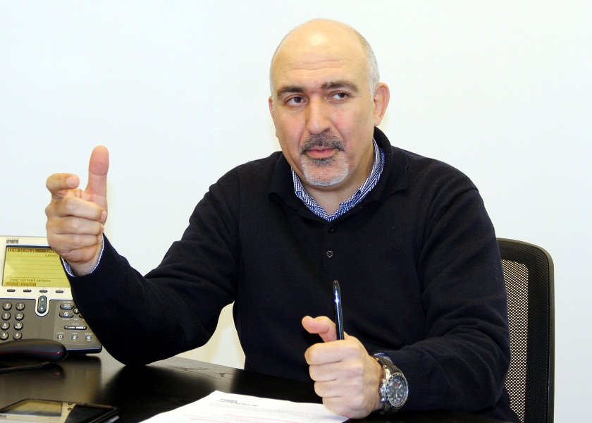 Lenovo's Egypt CEO Yasser Shaheen (DNE File Photo)