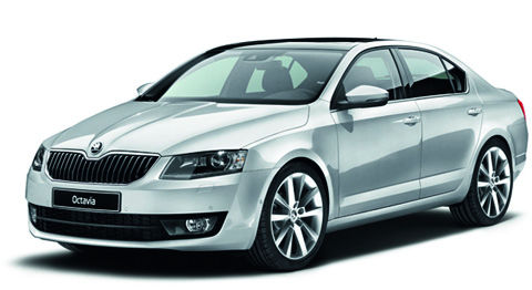 13,200 European cars were sold, out of the market's total sales, which reached 76,700 cars Photo Courtesy of Skoda's official website