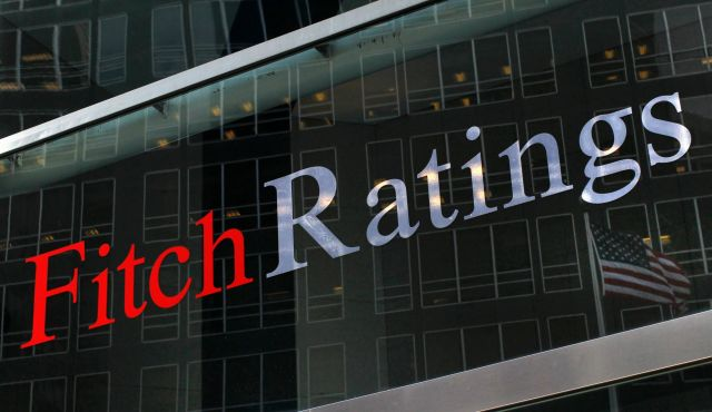 Fitch Ratings on Friday revised its outlook on Egypt's credit rating to stable from negative (AFP Photo)