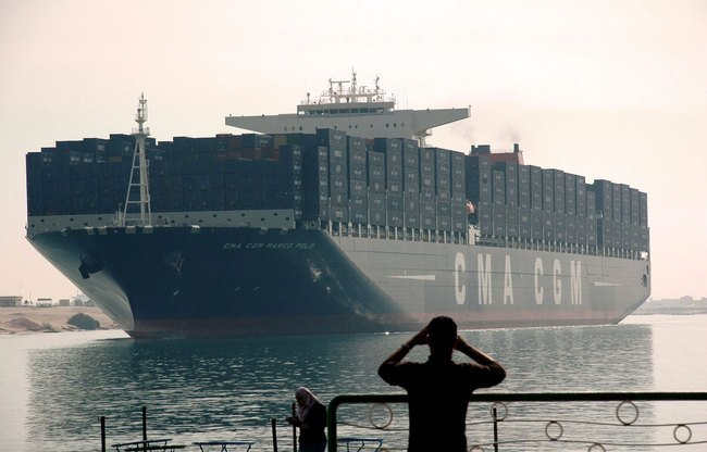Ministry of Industry planned to double non-petroleum exports over the next four years (AFP Photo)