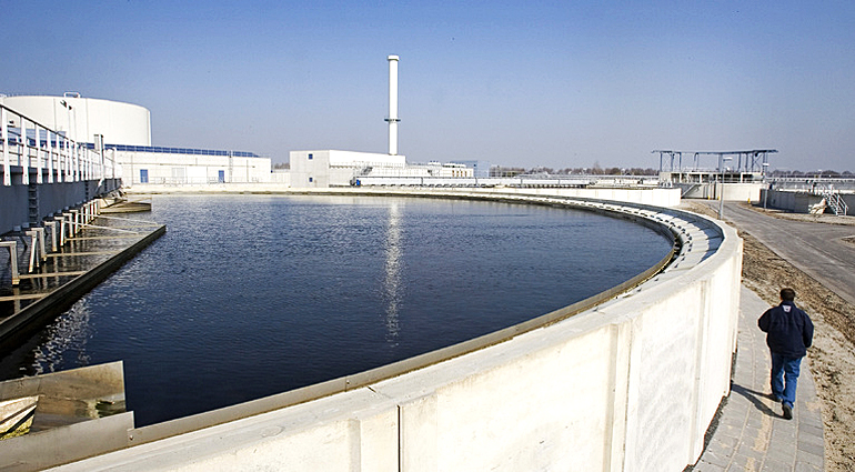 Egypt to benefit from Dutch expertise in establishing low-cost and easily maintained wastewater treatment units (Photo from the Dutch Eater Sector website)