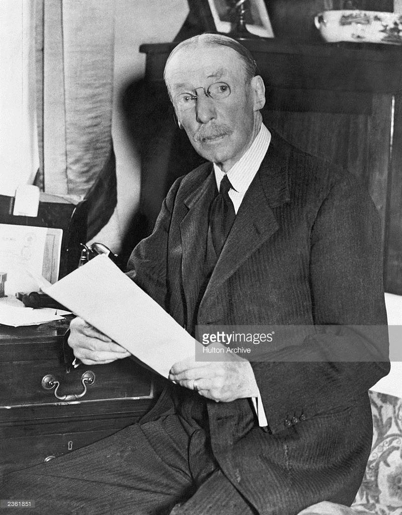 Sir Arthur Henry McMahon