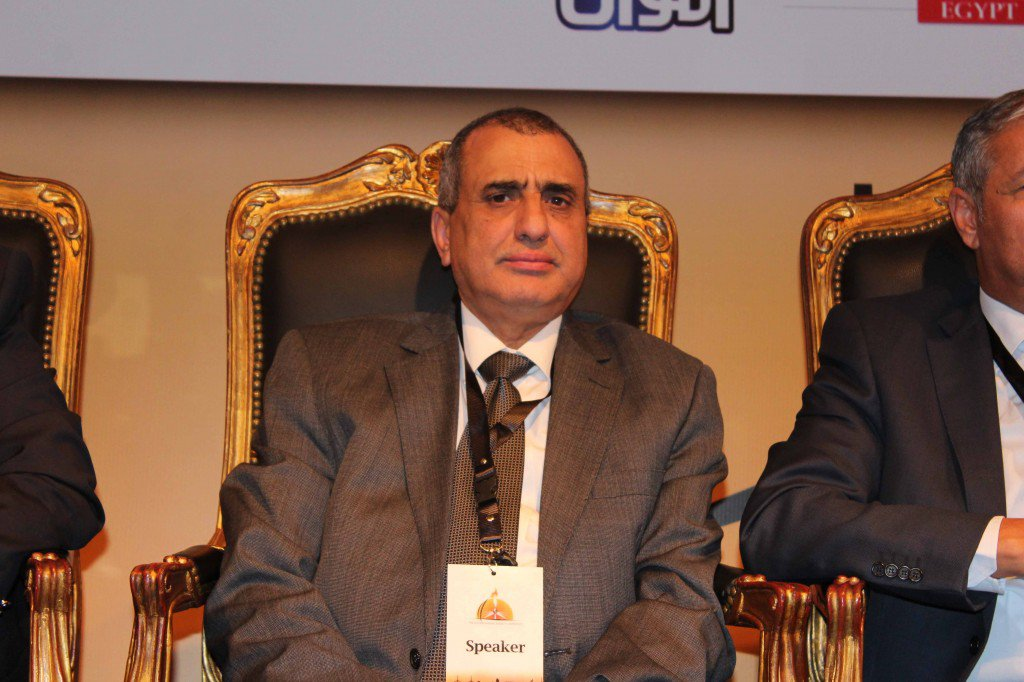 Mohamed Taher, Vice Executive Chairman for Planning and Projects at the Egyptian General Petroleum Corporation (EGPC). (DNE Photo)