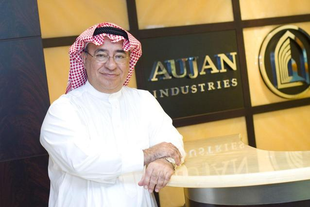 Adel Aujan (Photo from Aujan Industries)