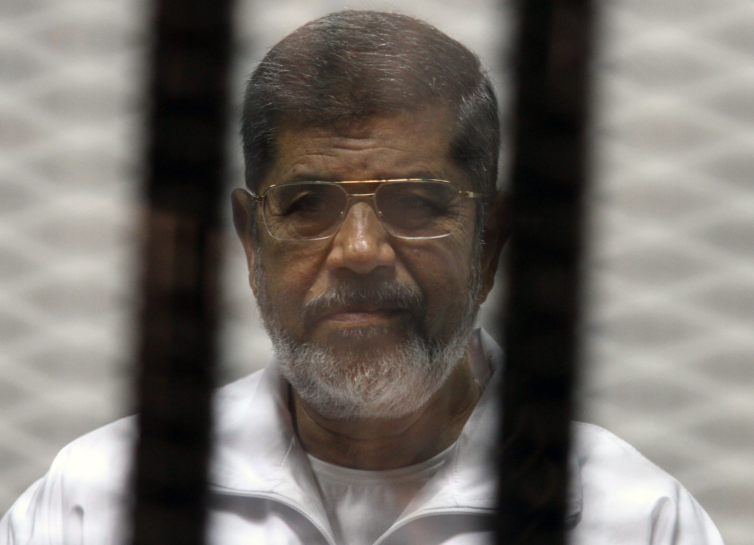 Ousted president Mohamed Morsi's parent organisation, the Muslim Brotherhood, has been designated a terrorist group by the United Arab Emirates. (AFP FILE PHOTO / TAREK EL-GABASS)