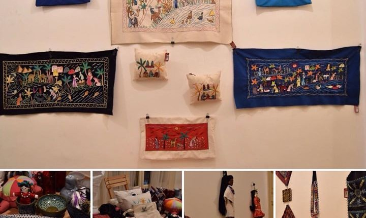 Fair Trade Egypt Introduces The History Of Egyptian Embroidery To