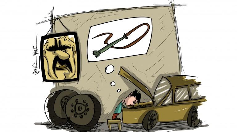 According to UNICEF, around 150 million children around the world suffer from child labour Amr Eissa