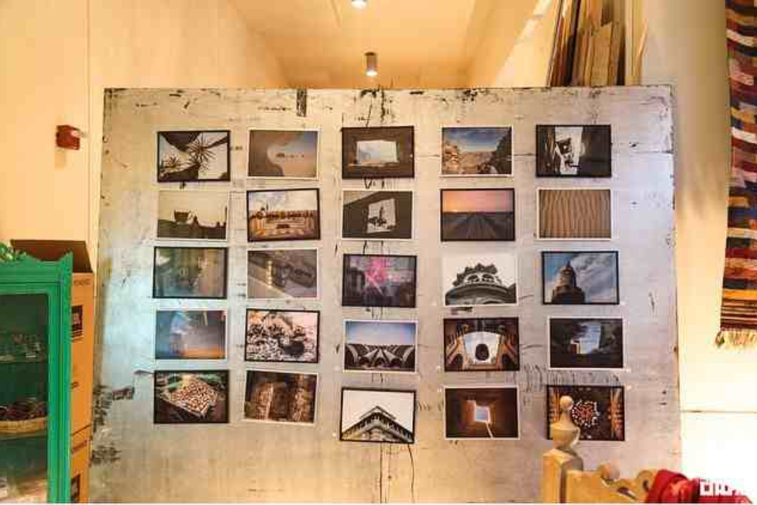 "Taimour Othman's photography exhibition ""Photo from Instagram"""