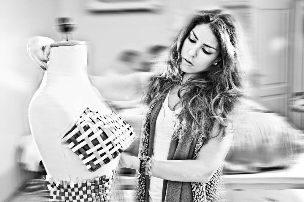 Young Designer Offers Creative Collection Daily News Egypt