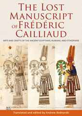 The Lost Manuscript of Frédéric Cailliaud