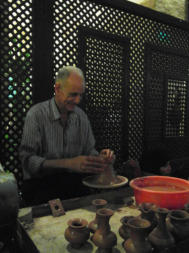 Wekalet El Ghoury attempts to rev up tourism in the area by holding a five-day festival, which includes free workshops on traditional crafts (Photo by Fanny Ohier)