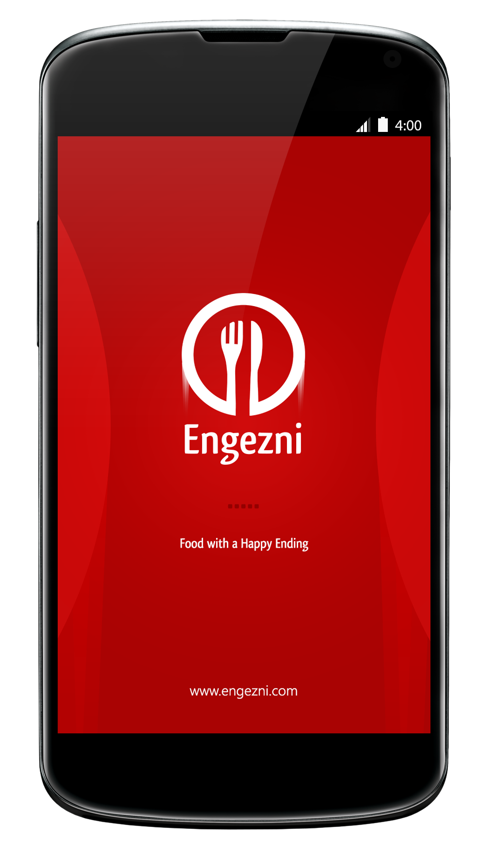 Engezni makes food ordering easier for both the customer and the restaurant (Photo Courtesy of Amr Ashraf and Engezni )