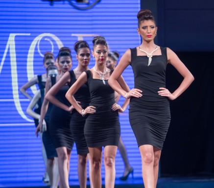 Amor's first runway show (Photo Handout)