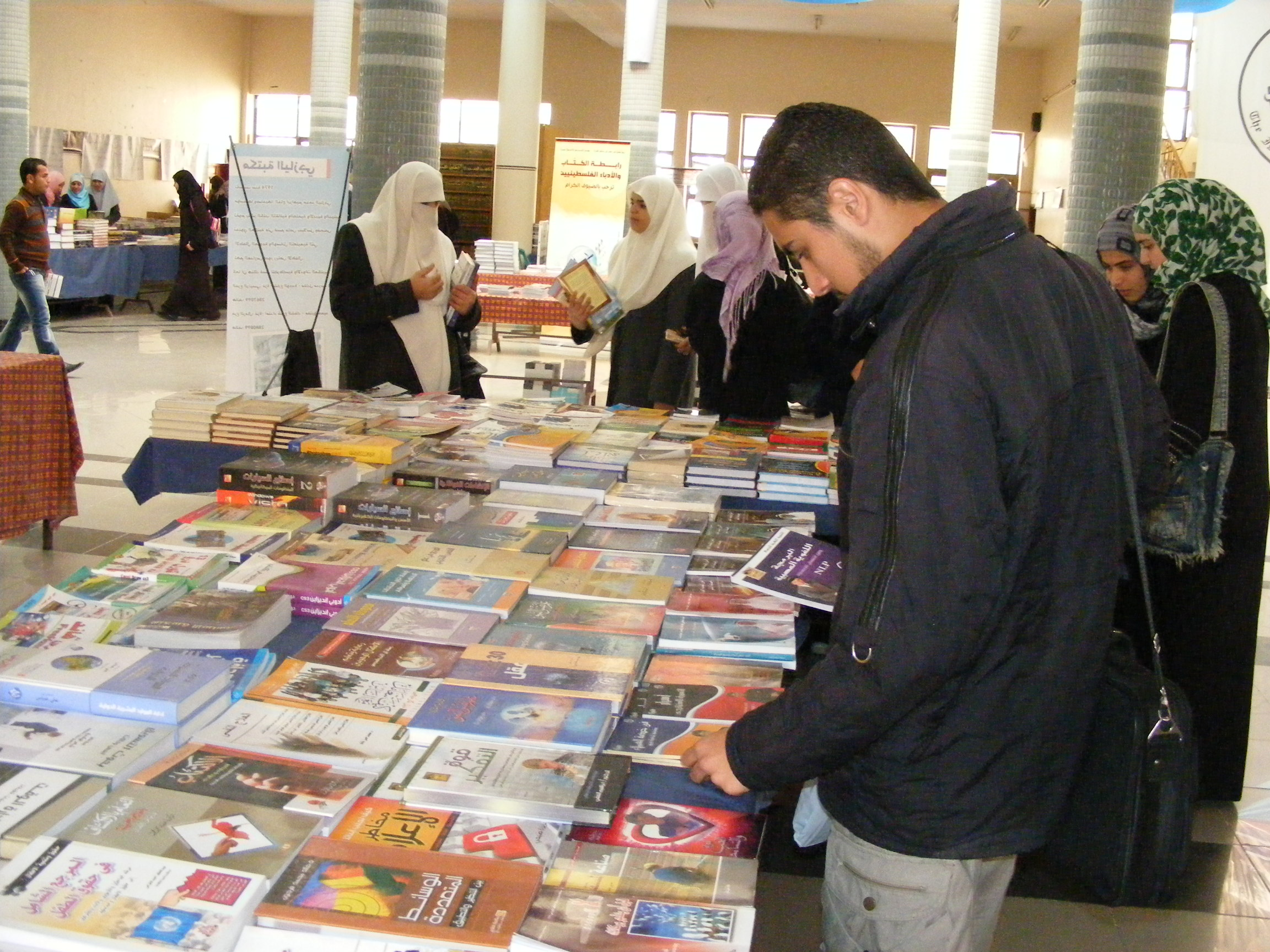 Alexandria still does not have enough spaces to hold international fairs and exhibitions (Photo from Egyptian Streets)