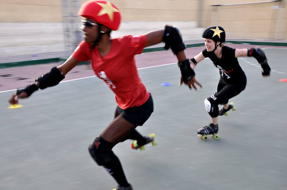 Cairollers' first bout will take place mid June (Photo from Cairollers Facebook Page)