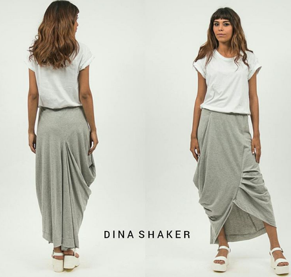 Shaker aims to further spread into foreign markets and end mistaken stereotypes regarding Egyptian fashion Photo from Instagram)