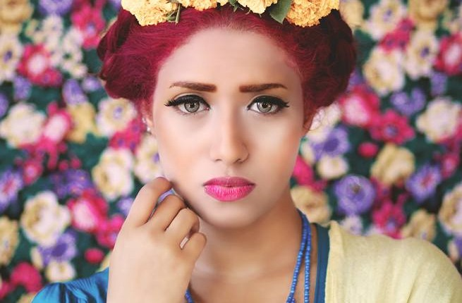 frida kahlo s spirit revived in new feminist photography project