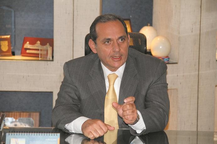 National Bank of Egypt (NBE) Chairman Hisham Okasha. (DNE Photo)