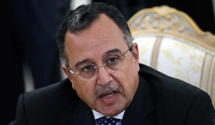 Foreign Minsiter Nabil Fahmy