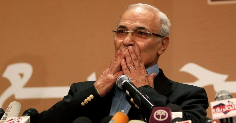 Former presidential candidate Ahmed Shafiq  (AFP File Photo)