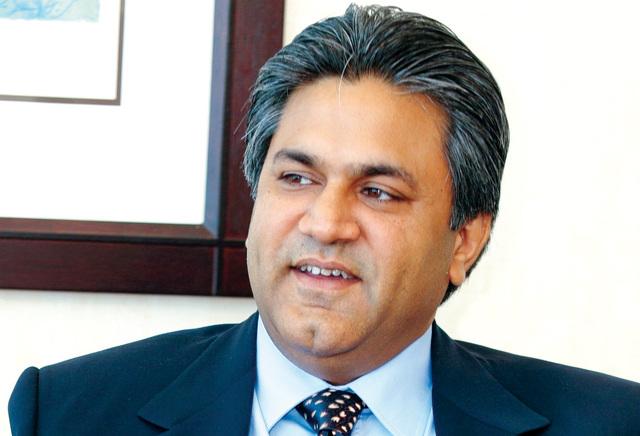 Arif Naqvi, CEO of Abraaj Group
