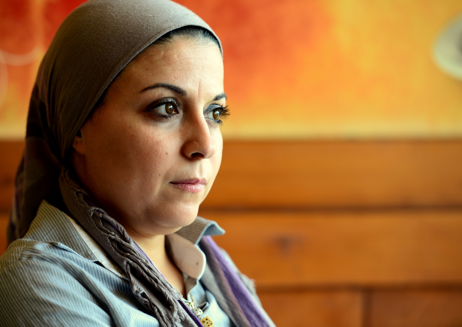 Esraa Abdel Fatah denied recent claims by the media that she is under investigation by the prosecutor general for espionage.