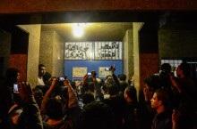 Air Defence Stadium 'massacre' sparks powerful reactions (Photo by Mohamed Abu Al-Dahab)