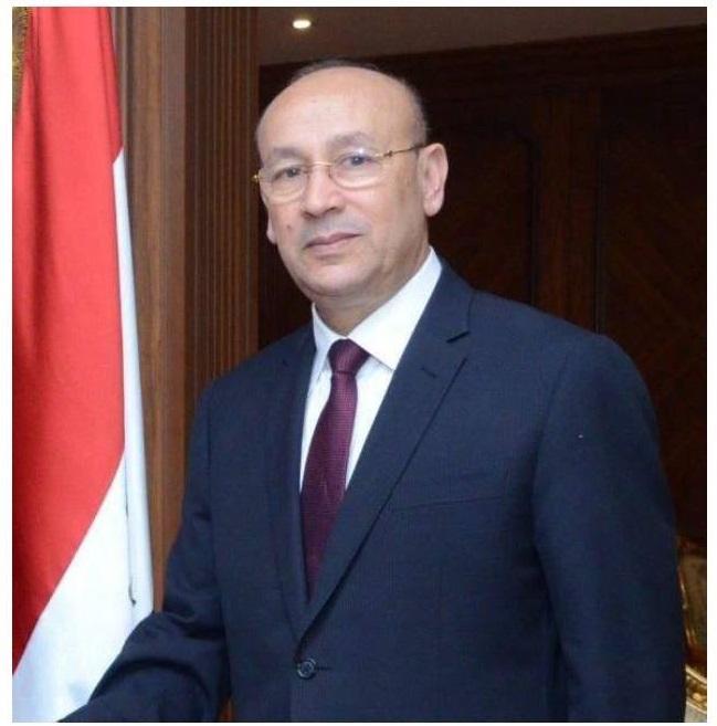 Civil Aviation Minister Abdel Aziz Fadel  (Photo from Civil Aviation Ministry)