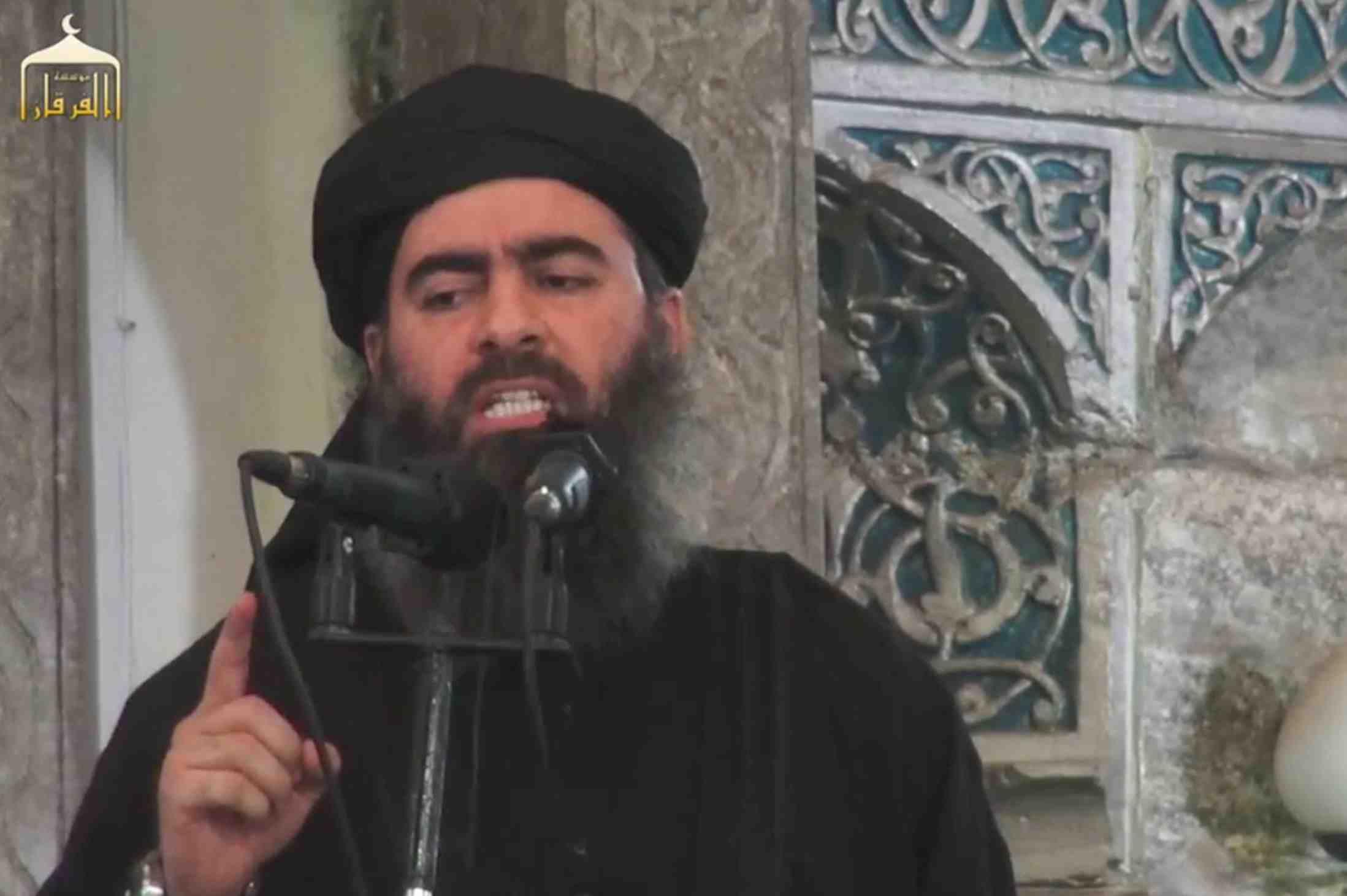 Abu Bakr Al-Baghdadi, self-proclaimed Caliph of the Islamic State in Iraq and Syria (Photo Public Domain)