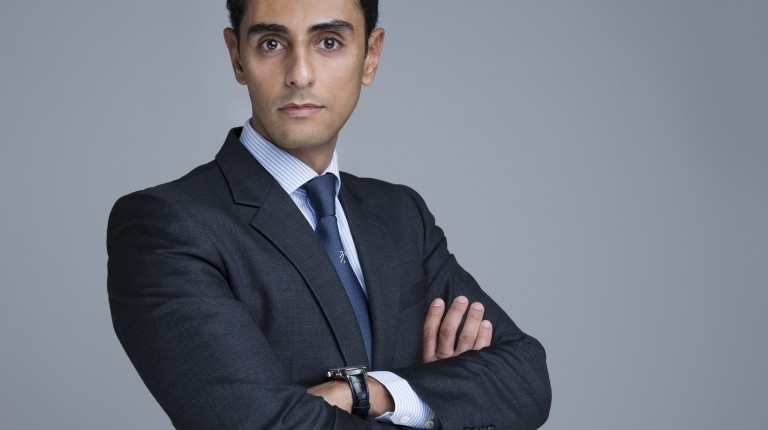 Ahmed Badr Eldin, executive director of the Middle East and North Africa region for Renaissance Capital