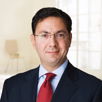 Ahmed Badreldin, partner in Abraaj Group