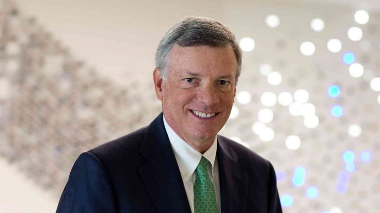 Visa CEO Alfred Kelly
