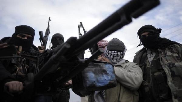 Al-Nusra leader Abu Mohammed al-Jawlani last month pledged allegiance to Al-Qaeda chief Ayman al-Zawahiri (AFP File Photo)
