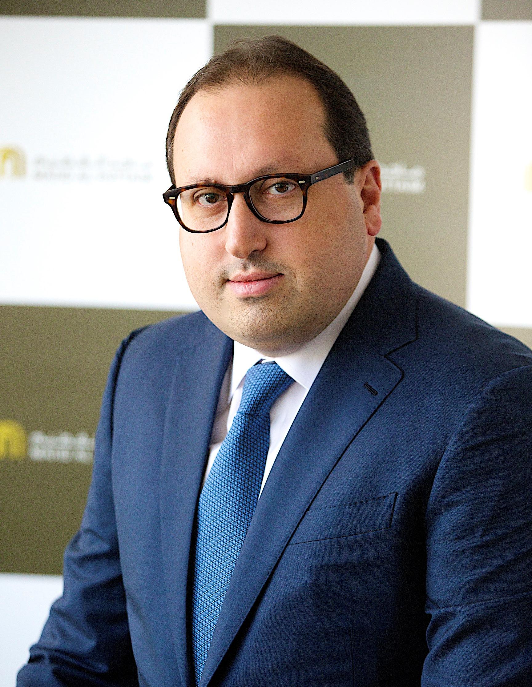 Alain Bejjan, Majid Al-Futtaim's CEO