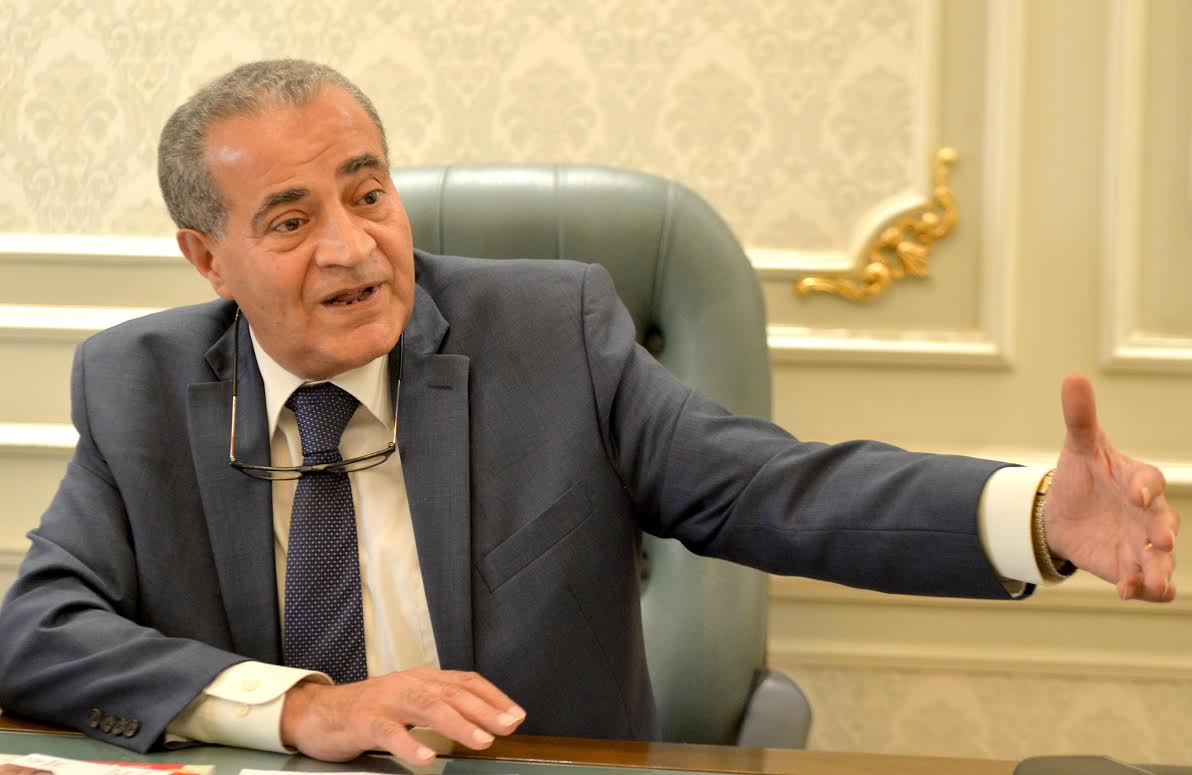 The Ministry of Supply and Internal Trading has witnessed a reshuffle, making Ali Meselhy head of the ministry