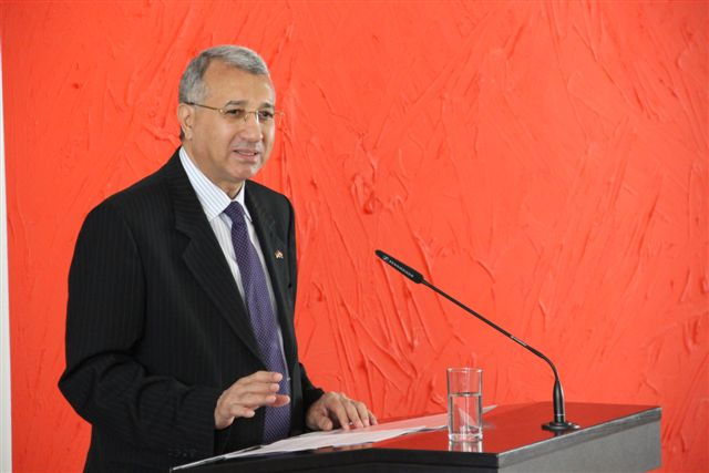 Ambassador Mohamed Higazy (DNE Photo)