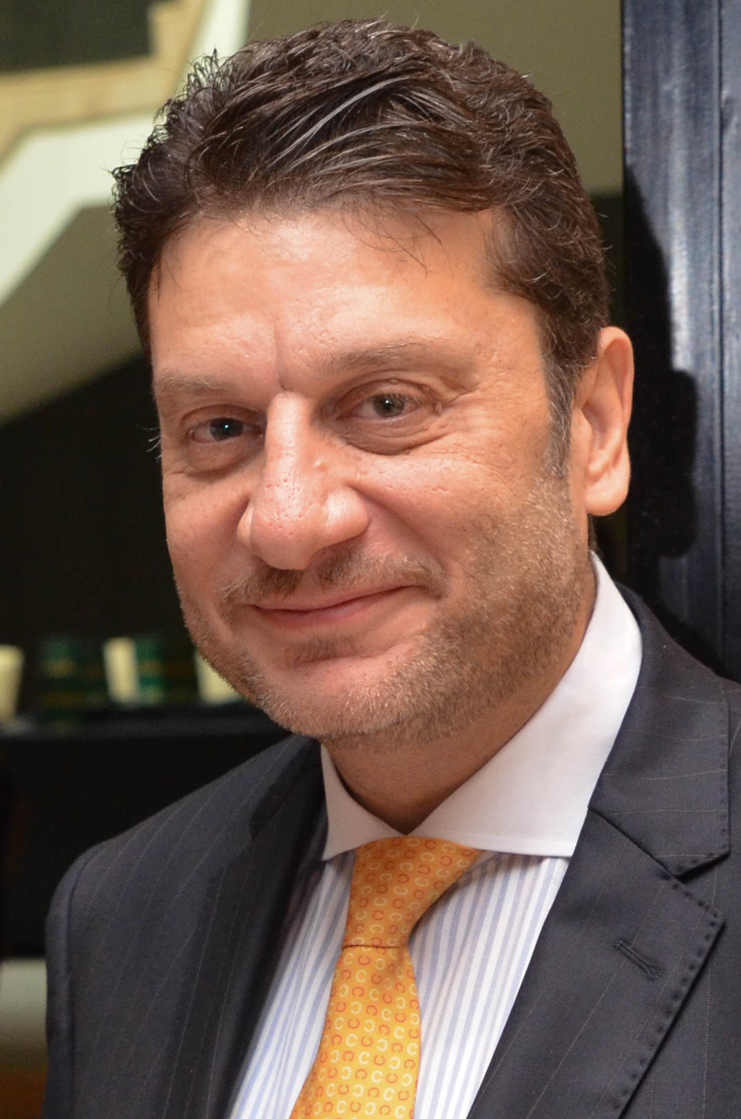 Amr ElMonayer, international tax partner at PriceWaterhouseCoopers Egypt (Photo Courtesy of PWC)