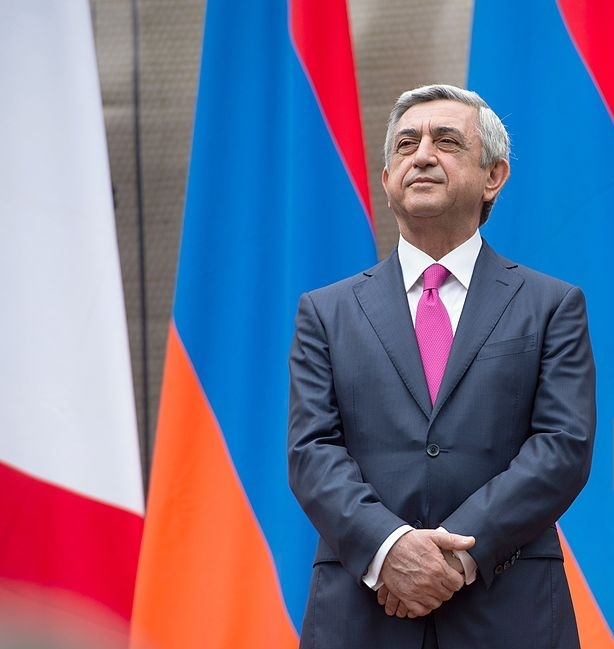 Armenian President Serzh Sargsyan called on more countries to recognise the killings as genocide, which claimed the lives of approximately 1.2 million.  (AFP File Photo)