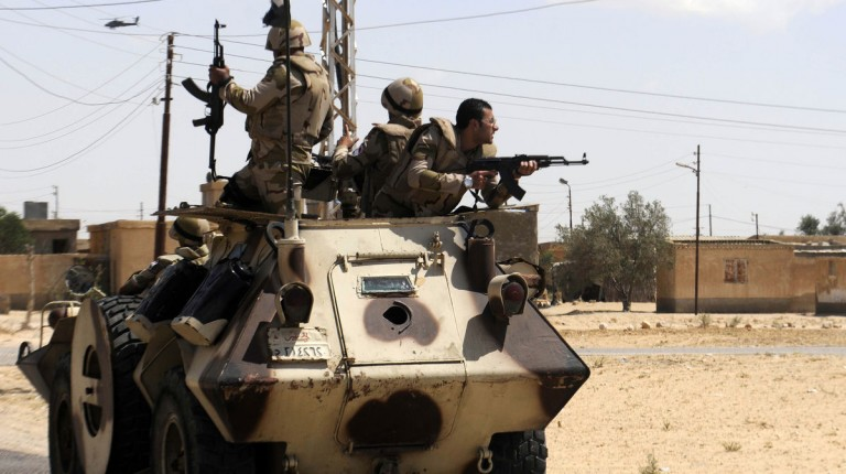 Security forces thwart planned militant attacks in North Sinai