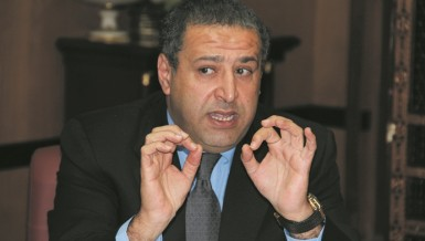 Investment Minister Ashraf Salman