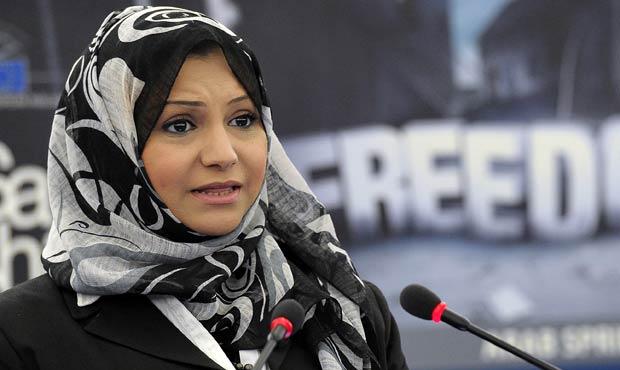 Asmaa Mahfouz  (AFP Photo)