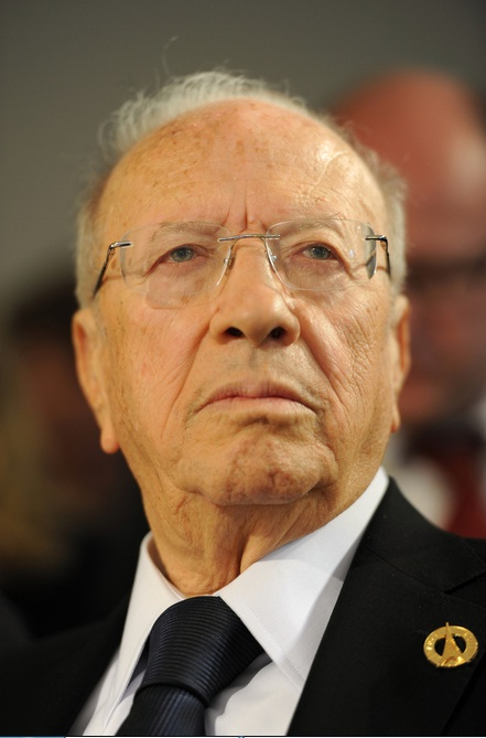 Béji Caïd Essebsi, the winner of the Tunisian run-off presidential election (Photo Public Domain)