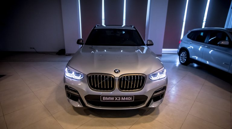 Bavarian Auto Group Launches Brand New Third Generation 2018 Bmw X3