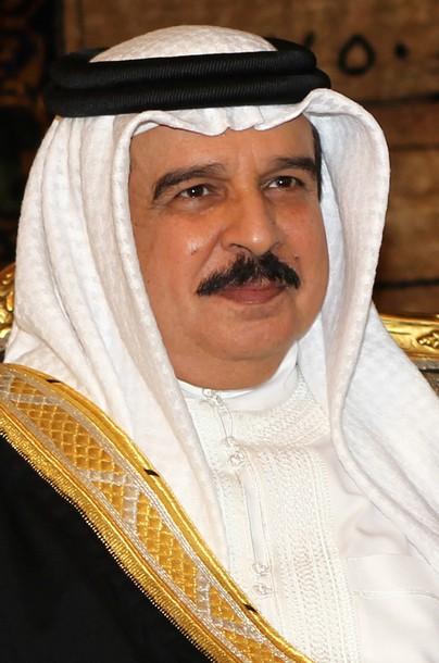 Bahraini King Sheikh Hamad bin Isa Al-Khalifah (KHALED DESOUKI/AFP/Getty Images)