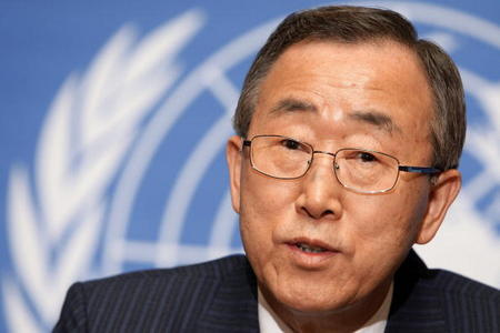 UN Secretary General urges interim government to end arbitrary arrests (AFP File Photo)