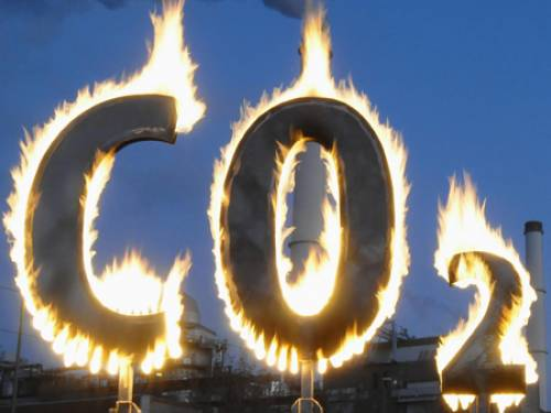 The carbon tax is a tax on carbon dioxide (CO2) emissions that result from burning fossil fuels such as coal; it aims to create an incentive to reduce harmful emissions. (AFP Photo)