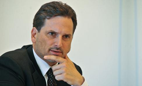 Commissioner General of the United Nations Relief and Woks Agency (UNRWA) Pierre Krähenbühl. (Photo from UNRWA)