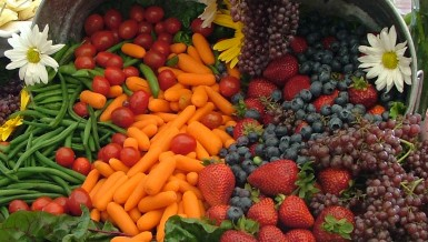 Fruits and vegetables and Fruits and vegetables linked to reduced type 2 diabetes